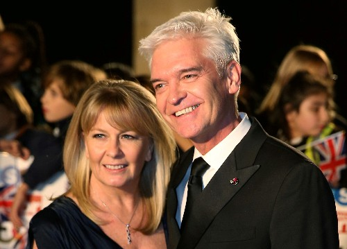 Married British TV presenter Schofield comes out as gay