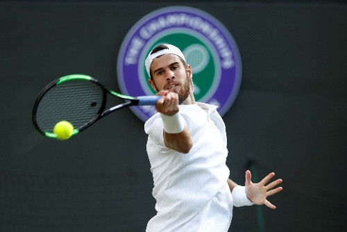 Khachanov and Medvedev continue Russian advance at Wimbledon