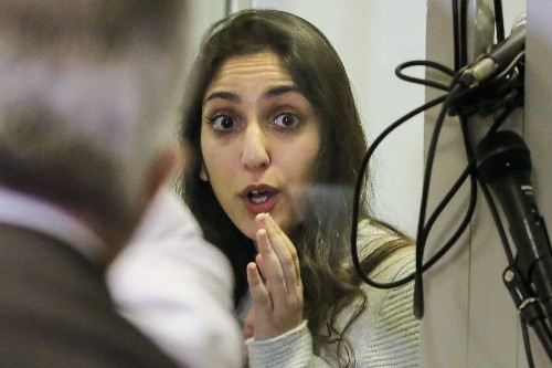 Israeli backpacker jailed in Russia files for pardon