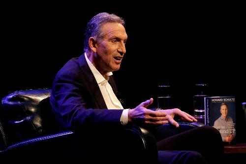 Former Starbucks CEO won't seek U.S. presidency in 'broken system'