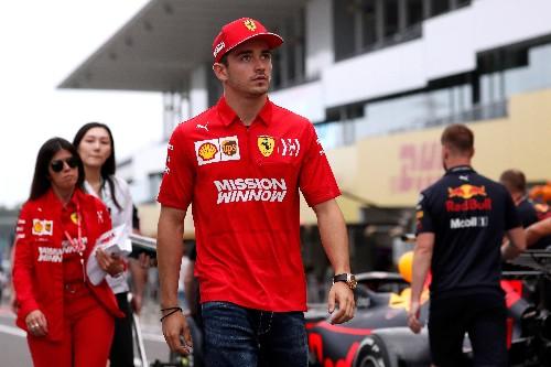 Leclerc is Ferrari's new number one, says Hamilton