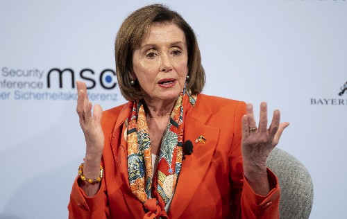 US's Pelosi urges countries to steer clear of Huawei for 5G