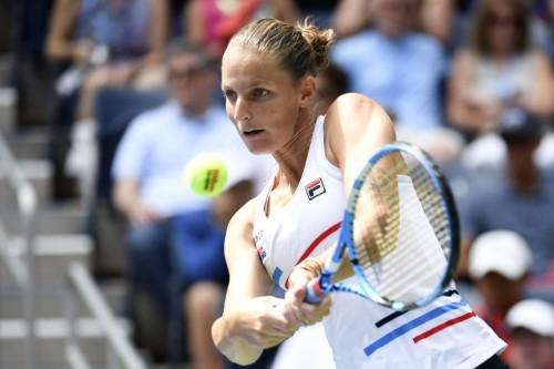 Pliskova wins twice in a day to reach Zhengzhou semis, Svitolina out