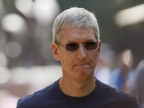 Apple CEO Tim Cook once offered Steve Jobs part of his own liver to save his life