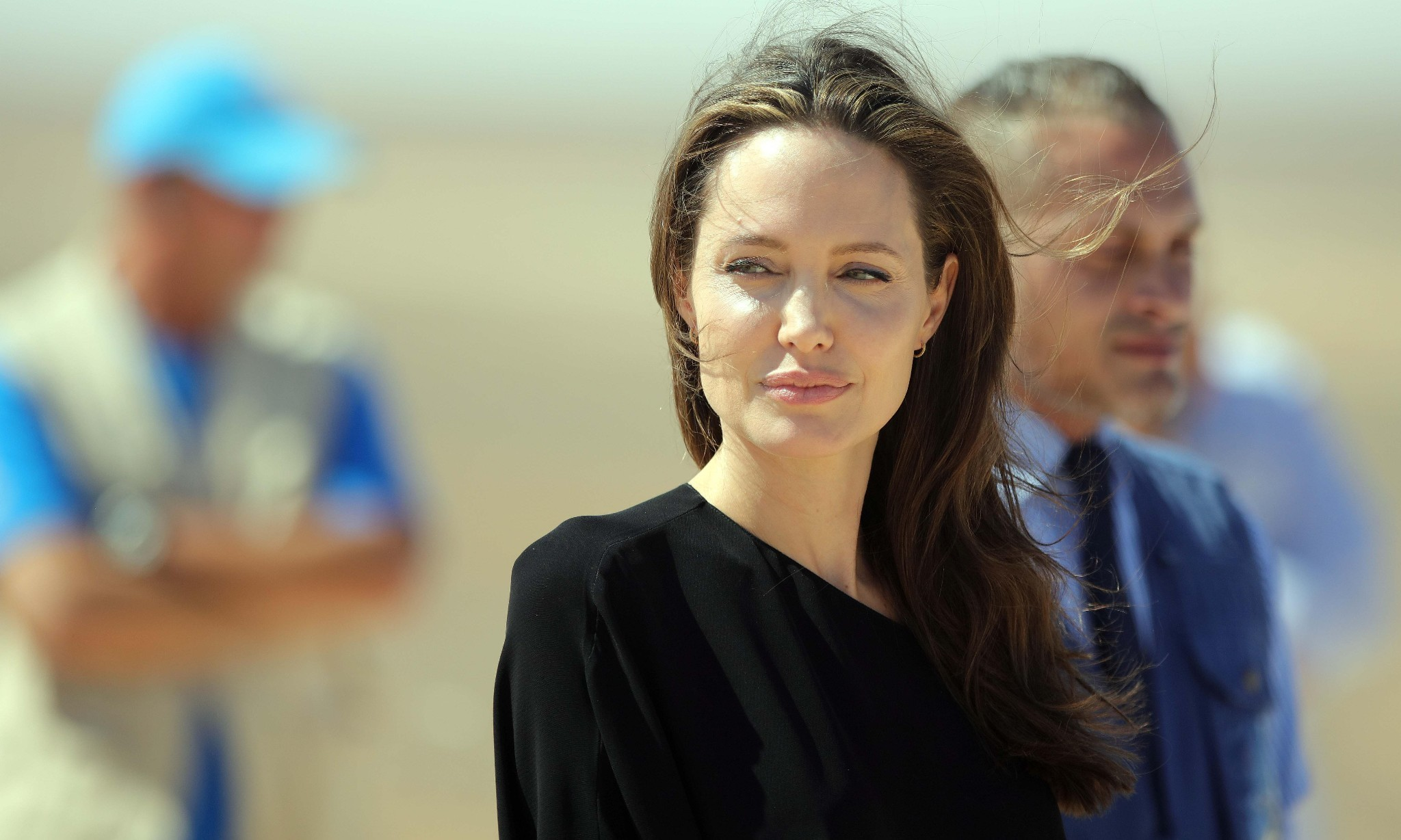 Angelina Jolie on travel ban: 'Response should be based on facts, not fear'