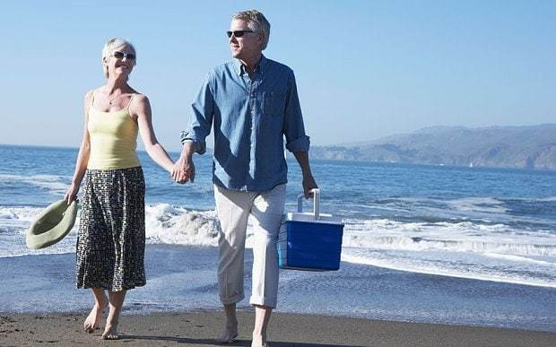 How sexual attraction is still important to the older generation