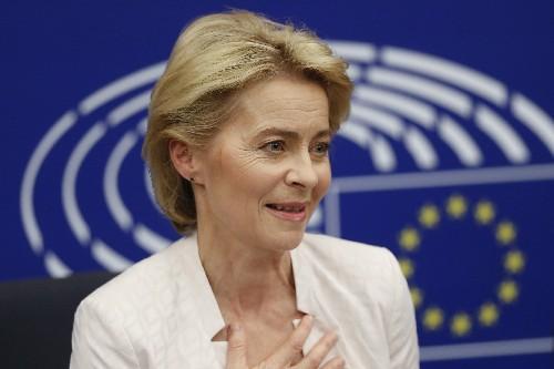 Von der Leyen confirmed as new European Commission president