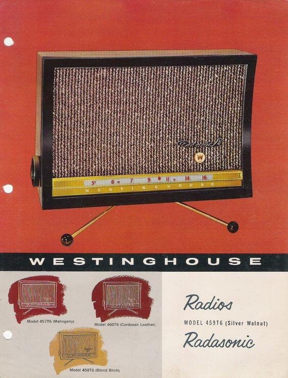 Transistor radio's - cover