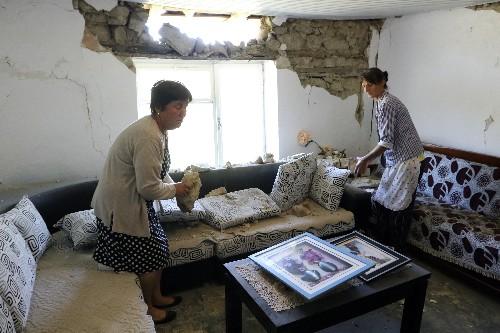 Albania quake has 340 aftershocks, people afraid to go home