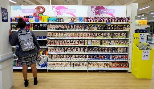Britain's Tesco tests checkout-free shopping