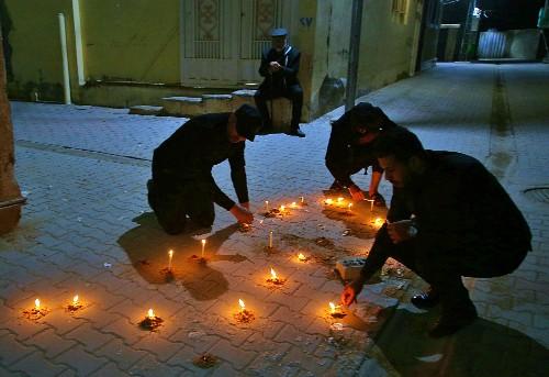 Slain Iraqi novelist criticized foreign meddling, militias