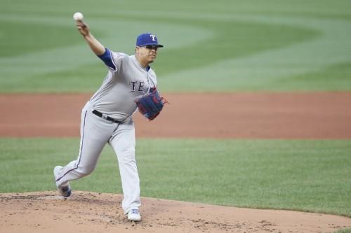 MLB roundup: Pence's inside-the-park HR propels Rangers