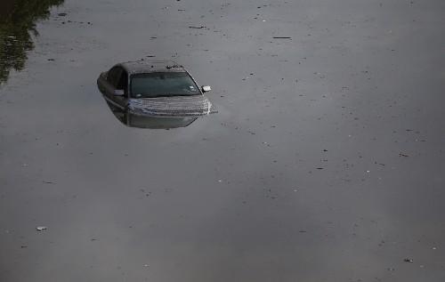 Floods Ravage Texas: Pictures