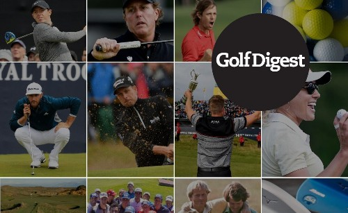 Publisher Spotlight: Behind the Scenes with Golf Digest