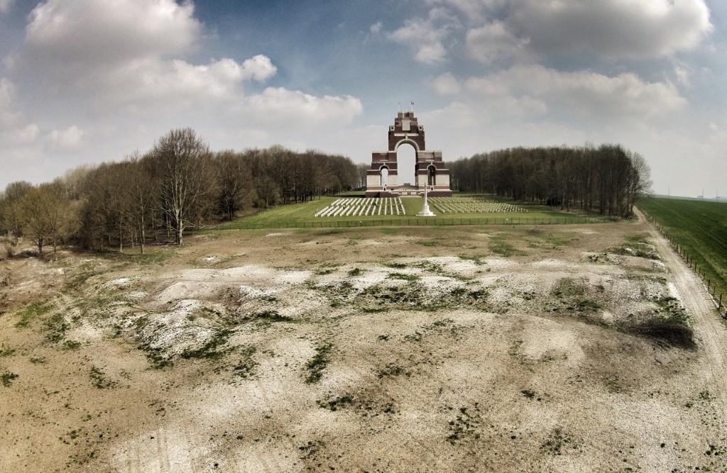 Somme Battlefields - Magazine cover