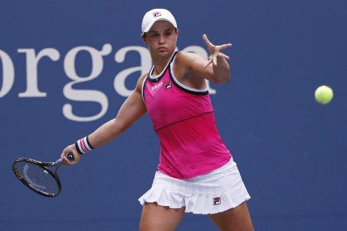Barty first to qualify for WTA Finals in Shenzhen