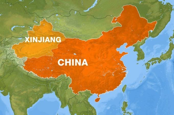 China says dozens killed in Xinjiang attack