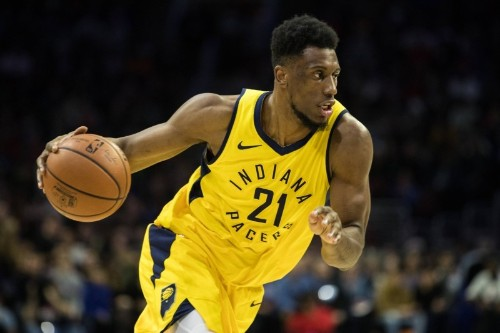 NBA roundup: Pacers muscle past 76ers for big road win