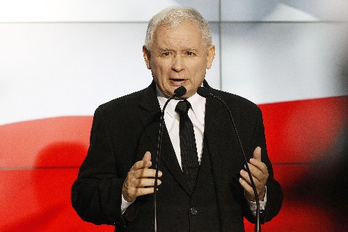 Poland's ruling chief speaks strongly against LGBT rights