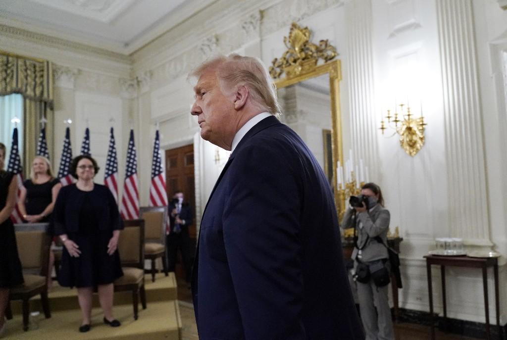 Business lobby raises concerns over Trump payroll tax break