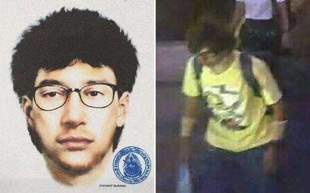 Chief suspect in Bangkok shrine bombing 'hiding in Cambodia', according to media report