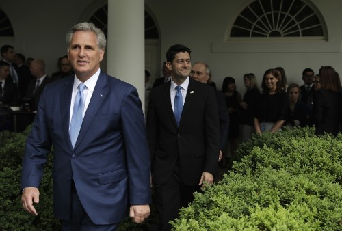 What the House GOP's Health-Care Gamble Means for 2018