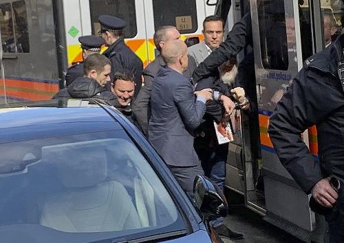 Assange arrest leads to interest in book of Vidal interviews