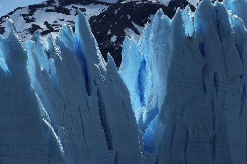 Global Warming Impacts Patagonia's Glaciers: Pictures