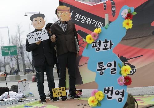 Trump intervenes, reverses planned NK sanctions with tweet