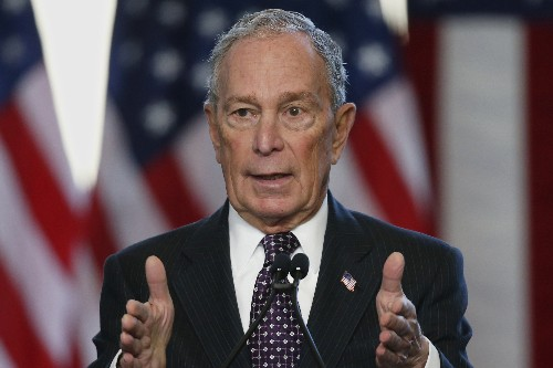 Trump vs. Bloomberg: Fortunes collide in pricey knife fight