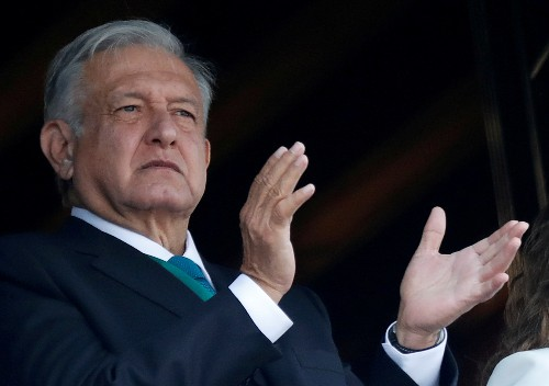 Mexico president urges USMCA ratification, vowing to implement labor reform