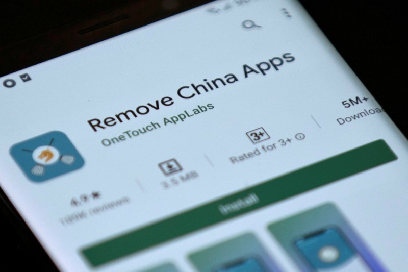 Indian app highlights backlash against Chinese business