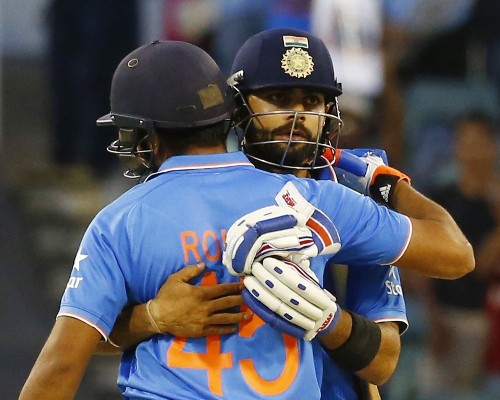 India Defeats UAE at Cricket World Cup