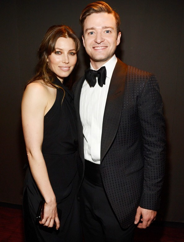 It's Official: Justin Timberlake Confirms Jessica Biel's Pregnancy With Adorable Instagram Photo