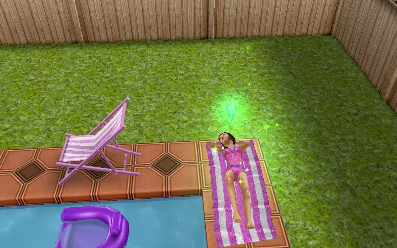 Ahhh chilaxing