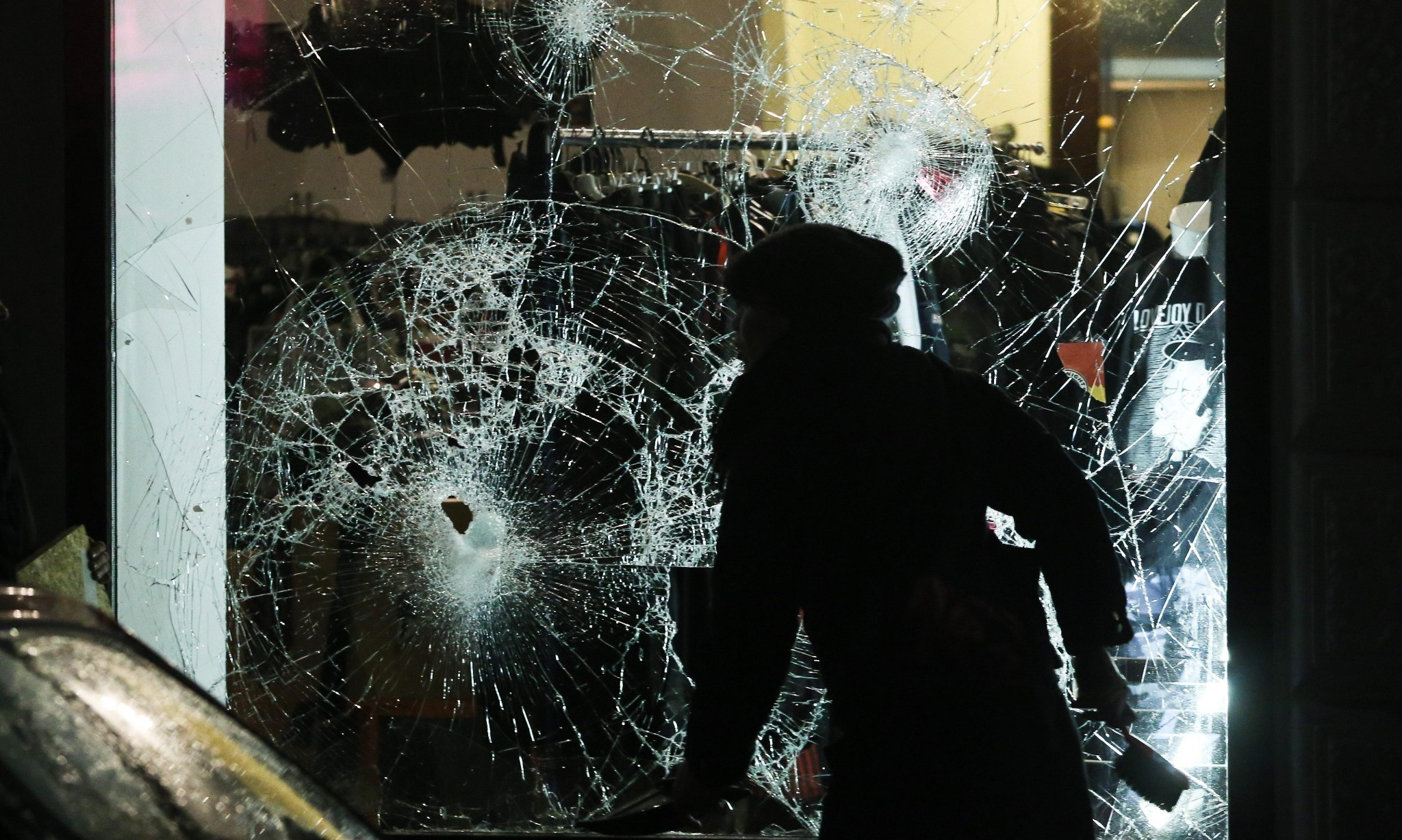 German police arrest 211 after far-right riot in Leipzig