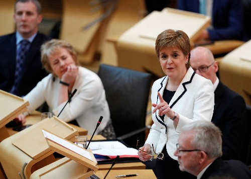 Scotland will prepare for a second independence vote regardless of UK: Sturgeon