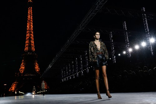 Scenes From Paris Fashion Week in Pictures