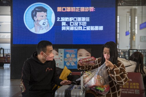 US bars foreigners coming from China for now over virus fear