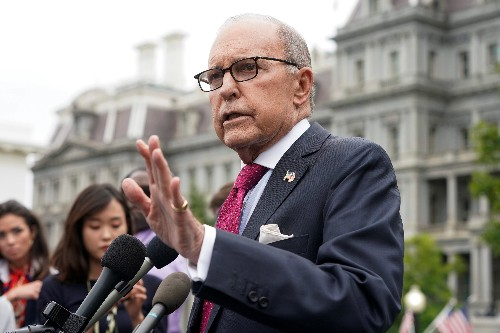 White House to roll out tax cut plan mid-2020: Kudlow