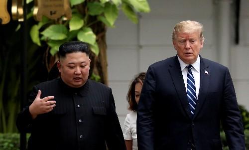 Burden back on diplomats as Trump and Kim fail to reach North Korea deal