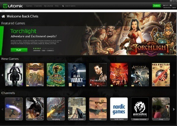 Utomik's 'Netflix for games' adds 200 more titles to its cloud-streaming library