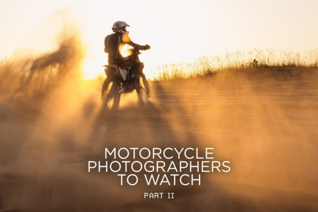 Watchlist: The Best Motorcycle Photographers, Part II
