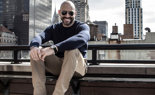 The Stylish Man: From Curator to Creator