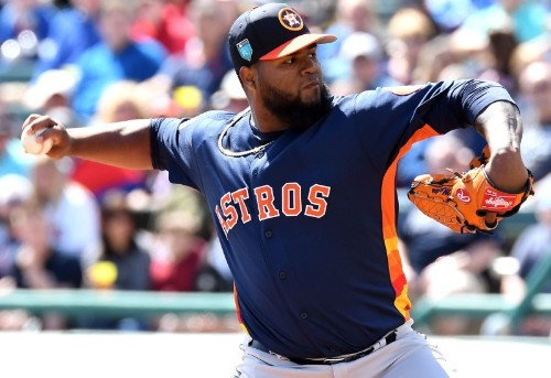 Astros' Martes suspended 162 games for doping violation