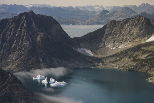Greenland is Melting: Pictures
