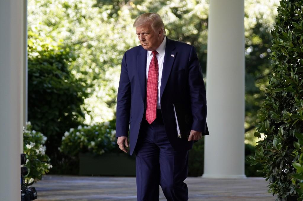 Trump signs bill, order rebuking China, and slams Biden