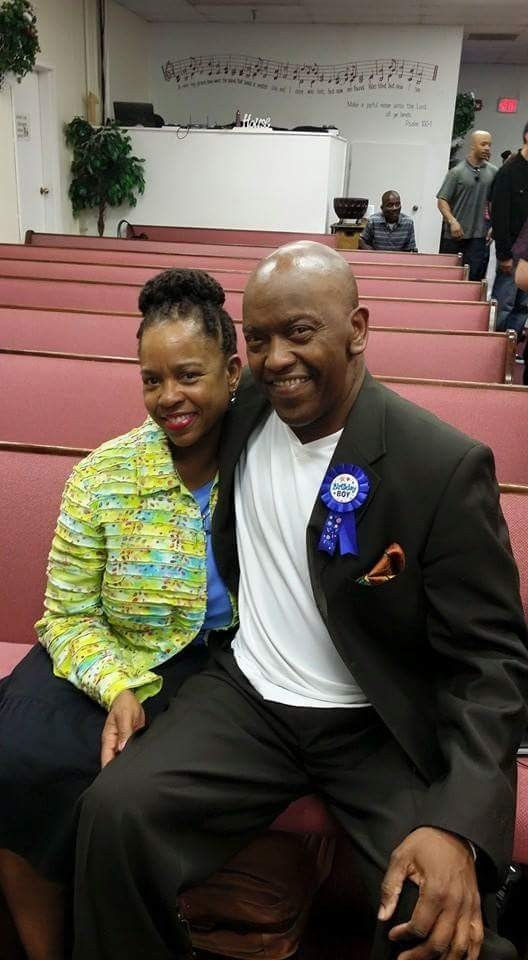 Pastor William Mims and our First Lady Darlene Mims of Full Of Faith Christian Center in Pomona, CA