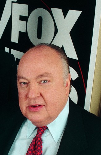 Roger Ailes: A Life in Pictures