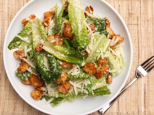 The Best Caesar Salad Recipe